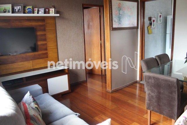 Apartamento à venda com 3 dormitórios em Vila ermelinda, Belo horizonte cod:92555 - Foto 2