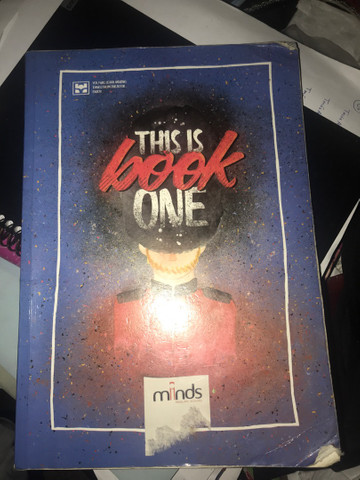 Livro Minds book one