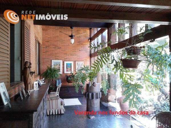 Casa à venda com 5 dormitórios em Bandeirantes (pampulha), Belo horizonte cod:449501 - Foto 4