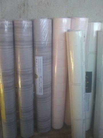 Papel parede importado e lavável vários modelos em promoção aproveita - Foto 2