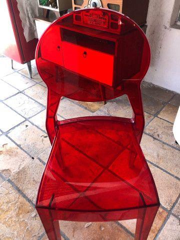 Cadeiras em acrílico  - Foto 3