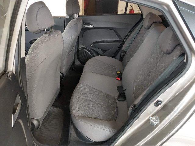 Hyundai HB20S Comfort Plus 1.6 Flex Automático 2019 - 27.481 Km / Garantia Fábrica 11/2023 - Foto 8
