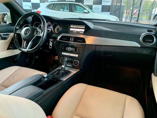 Mercedes C-250 CGI Avantgarde - KM 60.000 revisões na CC - Nova!!! - Foto 11