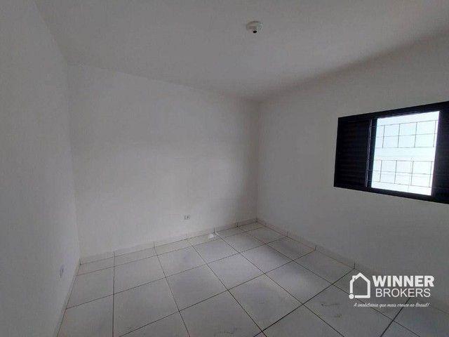 Casa com 2 dormitórios à venda, 67 m² por R$ 190.000 - Jardim Santa Rosa - Mandaguaçu/PR - Foto 6