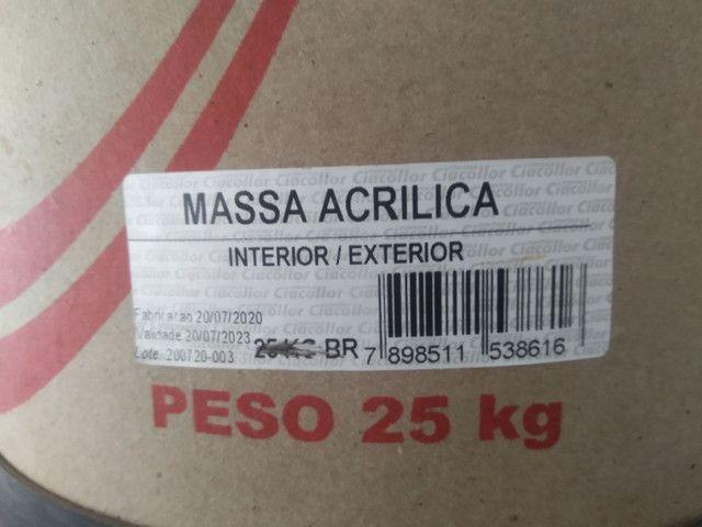 Massa Acrílica - Foto 5