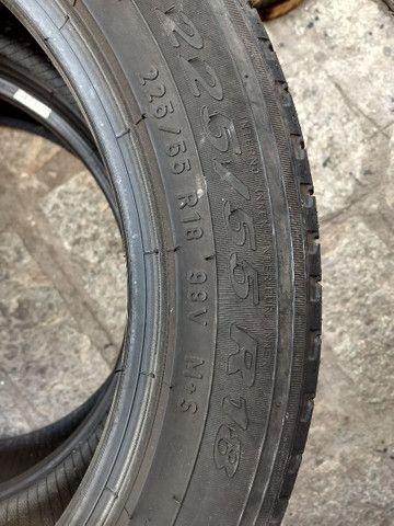 Pneus Pirelli meia vida  - Foto 2