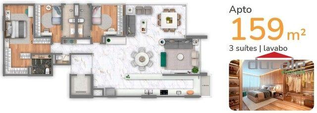 Lançamento - Cond Honfleur Maison - Apartamentos para venda de 2 a 4 quarto(s) - Foto 12