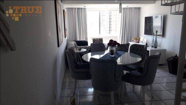 Cobertura com 4 dormitórios para vender - R$ 700.000,00- Espinheiro - Recife/PE - Foto 16