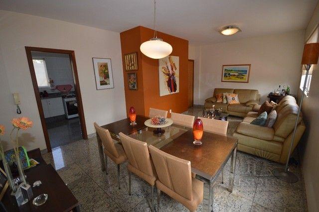 Sion venda apartamento 3 qts 122m²  varanda 2 vgs - Foto 2