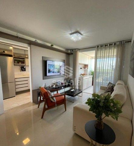 Apartamento 2 quartos a venda Ilha Pura | Vista Lagoa | Todo montado Armários.