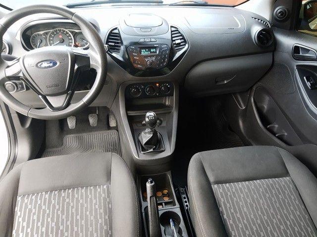 Ford Ka sedan 2018 kit gás