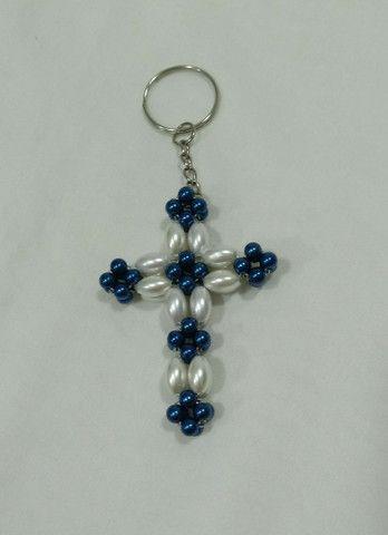 Chaveiro de crucifixo - Foto 4