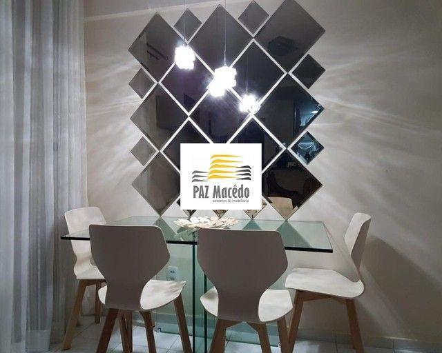 Apartamento 02 Quartos Pronto Para Morar em Boa Viagem,Mobiliado, Lazer Completo