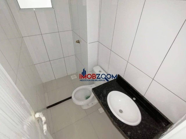 Apartamento com 3 dormitórios à venda, 76 m² por R$ 739.559 - Luciano Cavalcante - Fortale - Foto 15