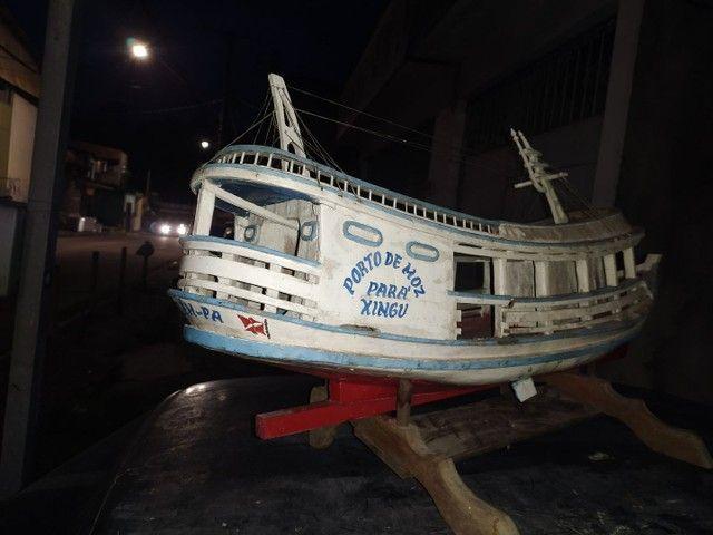 Barco de miriti - Foto 3
