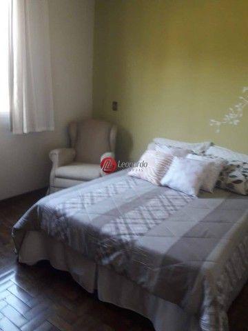 Apartamento 4 quartos com suíte, 2 vagas de garagem no Coração Eucarístico - Foto 7