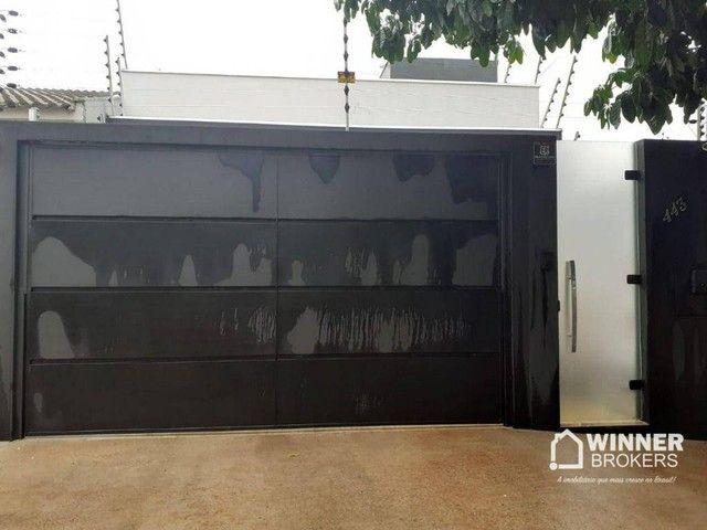 Casa com 2 dormitórios à venda, 85 m² por R$ 295.000,00 - Jardim Paulista - Maringá/PR - Foto 3