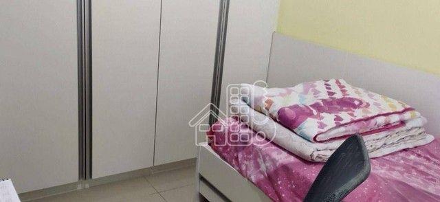 Apartamento com 3 dormitórios à venda, 98 m² por R$ 1.300.000,00 - Icaraí - Niterói/RJ - Foto 8