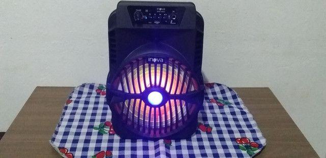 Vendo caixinha de som inova  - Foto 3