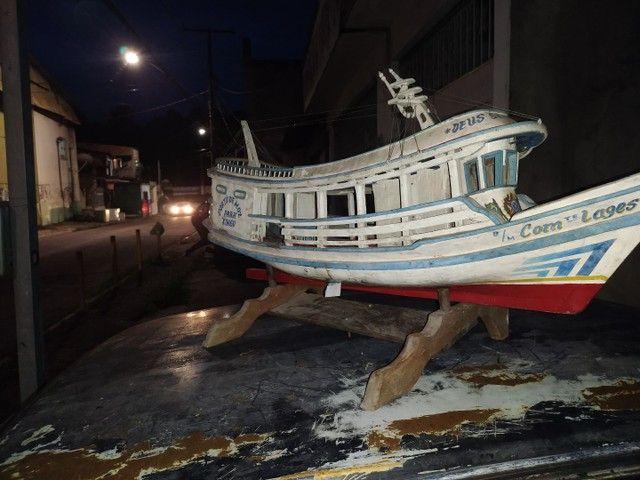 Barco de miriti