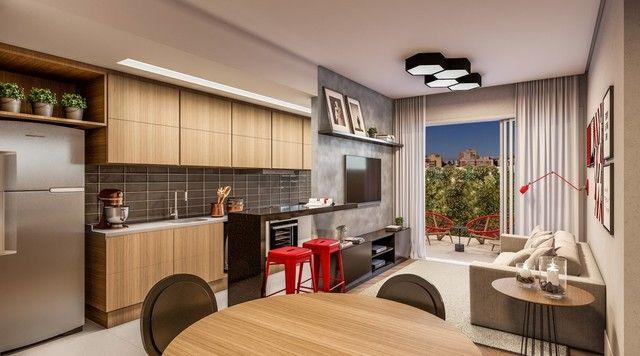 Apartamento à venda com 1 dormitórios em Bom fim, Porto alegre cod:RG4211 - Foto 5