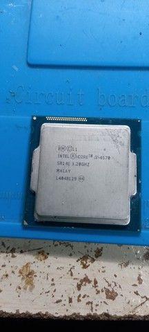 Processador i5 4° geração 4570 LGA 1150