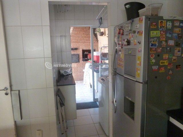 Casa à venda com 3 dormitórios em Castelo, Belo horizonte cod:54522 - Foto 12