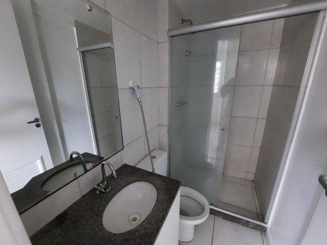Excelente Apartamento com 3 Quartos , 1 Suite c/ Varanda   para alugar, 76 m² por R$ 1.600 - Foto 15