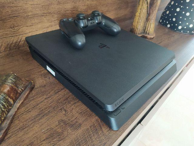 Playstation 4 slim 1 tb - Foto 2