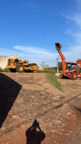 Retro escavadeira Fiat FB 80.3  4x2 - Foto 6