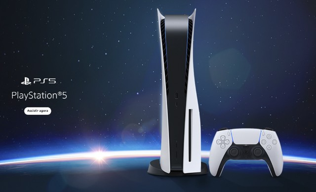 Sony Playstation 5 Ps5 825gb Com Leitor Nacional Lacrado Garantia - Foto 6