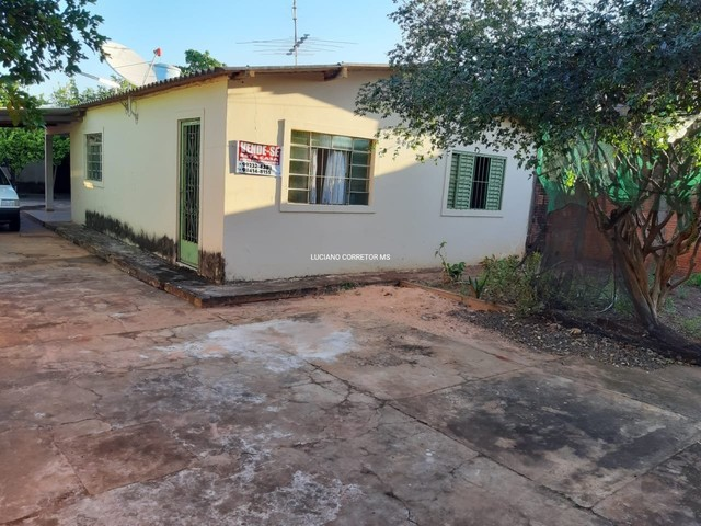 CAMPO GRANDE - Casa Padrão - Jardim Tijuca