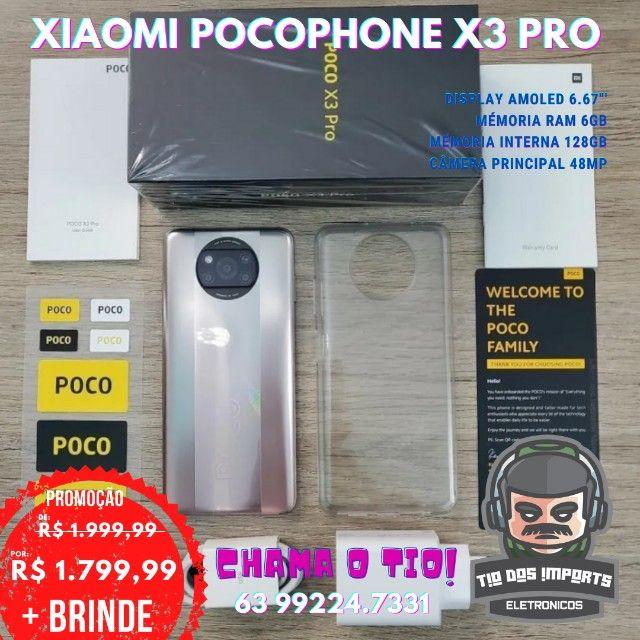 Xiaomi Poco X3 Nfc Dual Sim 128 Gb Shadow Gray 6 Gb Ram - Foto 3