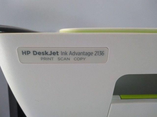 Impressora Hp Deskjet - Foto 5