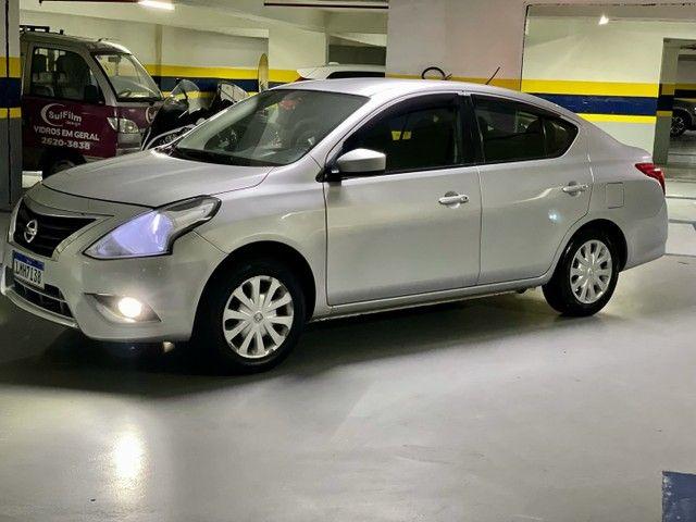 Nissan versa 1.0 manual 2016 39,900