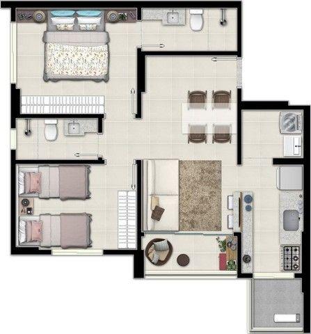 apartamento - Jardim Europa - Goiânia - Foto 7