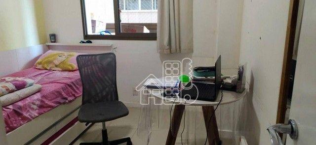 Apartamento com 3 dormitórios à venda, 98 m² por R$ 1.300.000,00 - Icaraí - Niterói/RJ - Foto 11