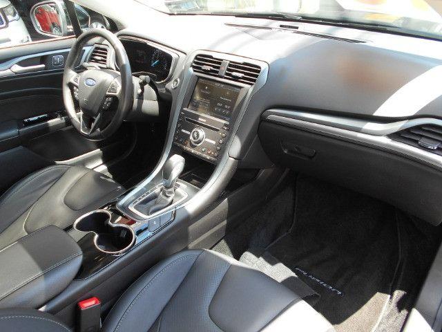 Ford Fusion 2.0 Gtdi Plus 2016 - Foto 4