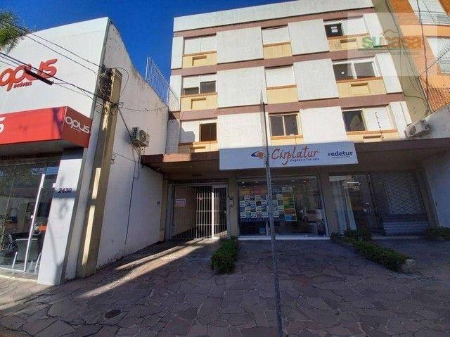 Apartamento com 2 dormitórios para alugar, 85 m² por R$ 800/mês - Rua Andrade Neves- Centr