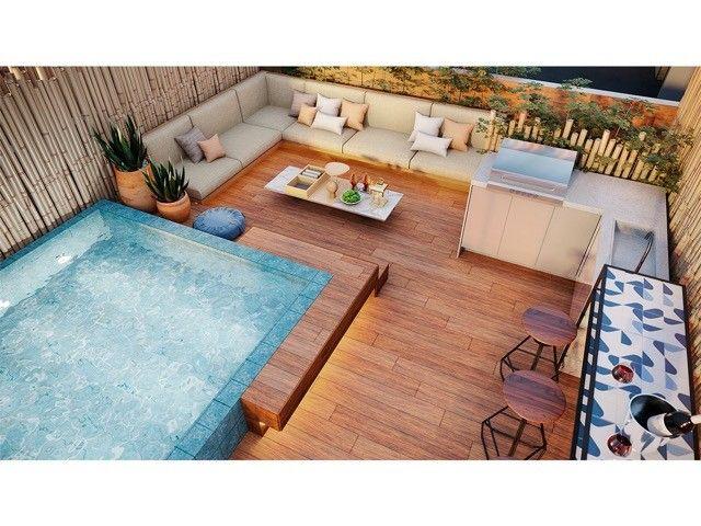 HC - Apto 2 Quartos c/Rooftop e Piscina Privativa | Cond de Luxo Beira Mar - Foto 5