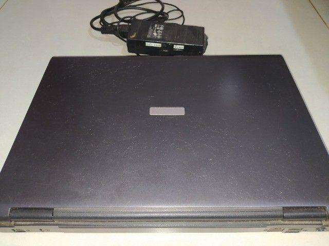 Notebook Toshiba (Não funciona)