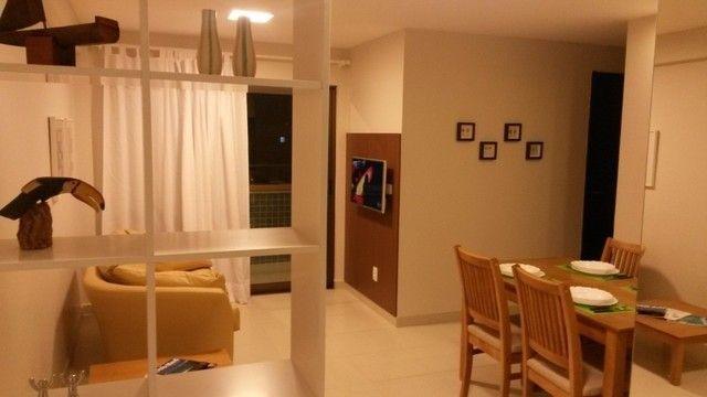 RB 075 Porteira Fechada -2 quartos 1 suite 55m² -Totalmente Mobiliado -Conselheiro Aguia - Foto 9