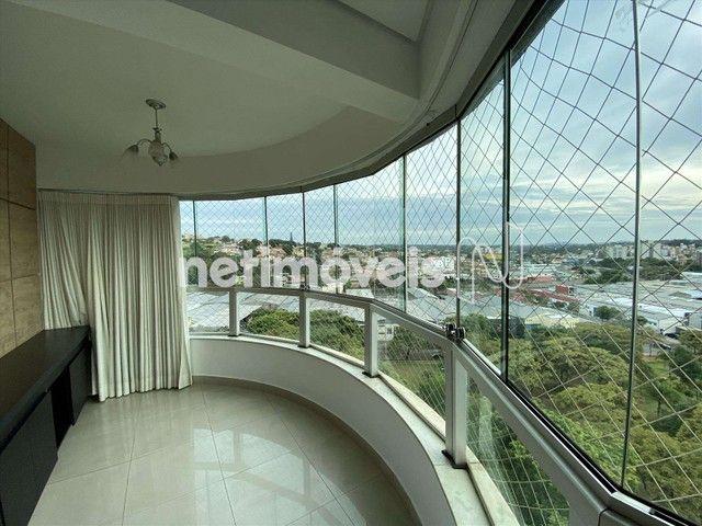 Apartamento à venda com 5 dormitórios em Castelo, Belo horizonte cod:131623 - Foto 3
