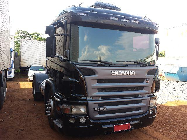 SCANIA P340 2011/2011 N VOLVO IVECO CONSTELLATION