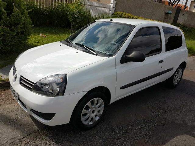 renault clio 1 0 16v campus 2012 carros xaxim curitiba olx. Black Bedroom Furniture Sets. Home Design Ideas