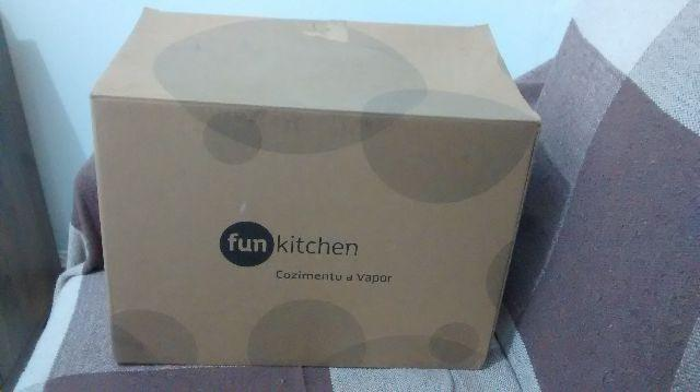 Cozimento a vapor - Fun kitchen