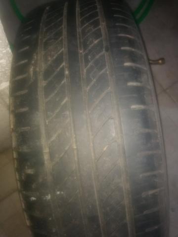 70%de borracha pneu 14