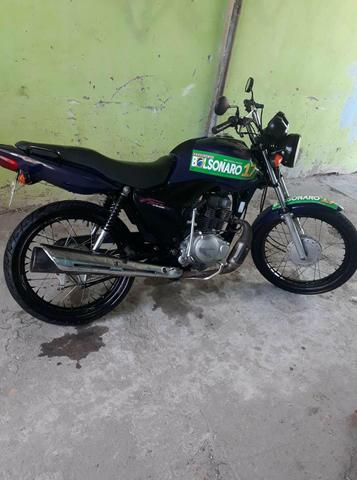 Vendo fan 125 ano 2012