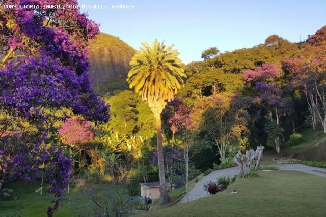 Sítio para venda em teresópolis, parque do imbui, 4 dormitórios, 3 banheiros, 2 vagas - Foto 13