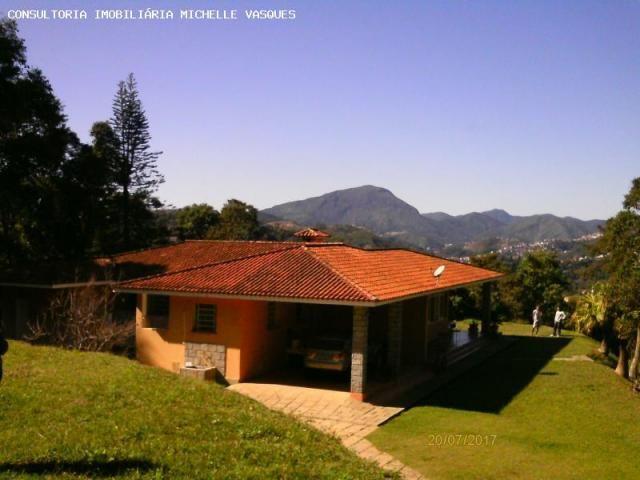 Sítio para venda em teresópolis, parque do imbui, 4 dormitórios, 3 banheiros, 2 vagas